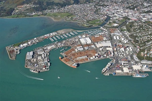 A contractor has won the design and construction contract for a 100-metre wharf extension and associated works at Port Nelson Main Wharf North, New Zealand.