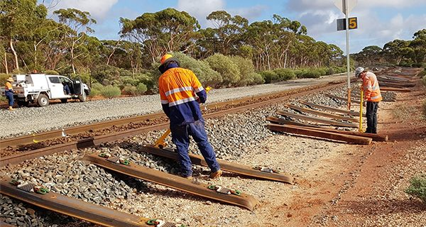 A new steel rail sleeper system has been installed on the Leonara to Kalgoorlie line in Western Australia to deliver cost benefits over the lifespan of the infrastructure.