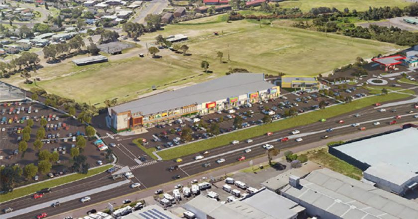 The Spotlight Retail Group has awarded a $65 million construction contract for its Bennetts Green Retail Development, in the Lake Macquarie region, NSW.