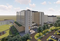 The New South Wales Government has selected a contractor to deliver the $424 million Campbelltown Hospital Redevelopment Stage Two.