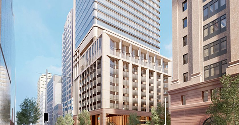 Two new office towers have been approved for Sydney's CBD above the future site of the Sydney Metro Martin Place Station, creating 2500 construction jobs.