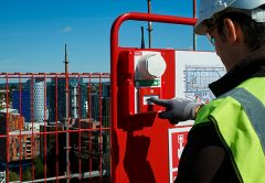 WES3 is a completely wireless safety system designed specifically for the construction industry by UK based Ramtech technologies.