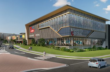 A construction firm has been selected to deliver a 20,000 square metre shopping centre in Queensland called Yamanto Central.