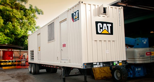 Cat Rental Power's mobile generator set product line has been completely redesigned and expanded for the construction industry, with improved transport flexibility.