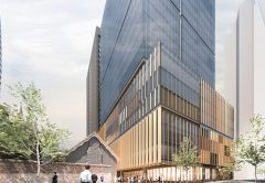 Lendlease and Charter Hall Group have partnered with the Australian Federal Police (AFP) to deliver a new $300 million building for its Melbourne State Office (MSO).