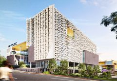 The Queensland Government has awarded a $110 million contract to deliver stages one and two of the new Inner City South State Secondary College in Dutton Park, Brisbane.