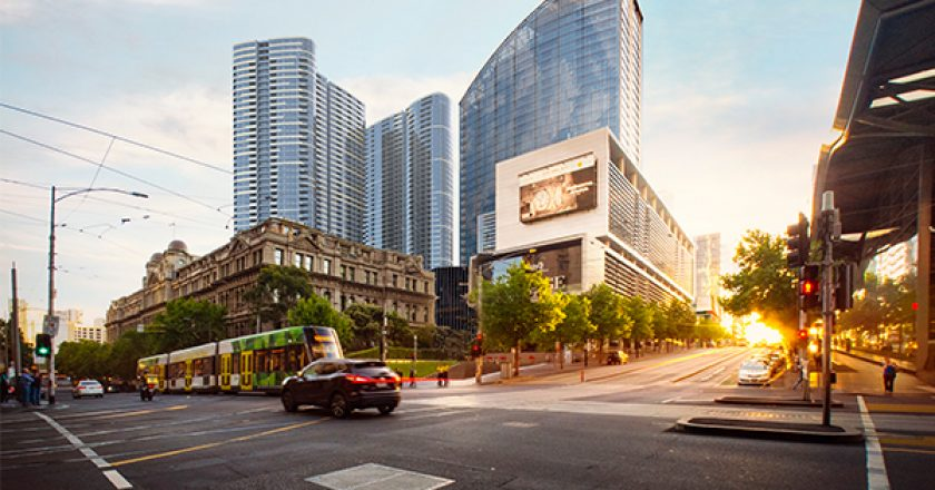 New designs for the billion-dollar Melbourne Quarter Tower have been approved by the Victorian Government.