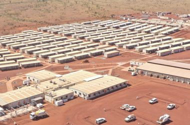 Rio Tinto has awarded a $90 million contract to build a 470-room accommodation village for its Koodaideri iron ore project in the Pilbara, Western Australia.