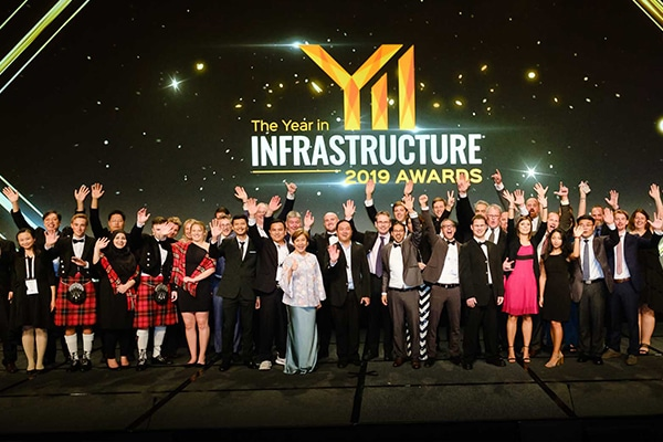 The winners of Bentley Systems' annual Year in Infrastructure awards program have been announced, to celebrate excellence in the design, construction and operation of infrastructure.