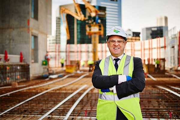 Lendlease has announced all of its Australian construction sites have achieved carbon neutral status, with work underway to completely remove emissions from its building sites in the future.