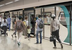 Consultation has begun with communities in the Sydney suburbs of Rydalmere and Pyrmont to determine strategic station options for Sydney Metro West.