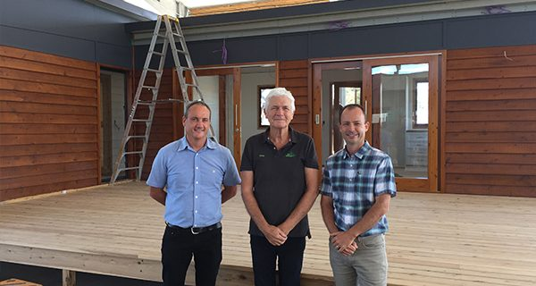 Research to develop a new sustainable timber product for construction projects has created new jobs and boosted a Queensland builder.