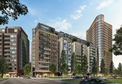 Mirvac and Landcom have received approval to develop 316 apartments across four buildings at the Green Square Town Centre in Sydney.