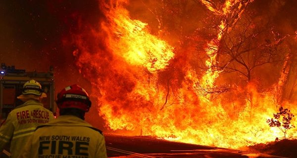 Vital infrastructure in bushfire affected communities such as roads, rail lines, bridges, schools, hospitals and communication facilities will be rebuilt with the help of $1 billion.
