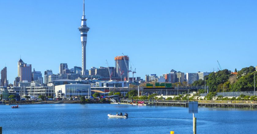 McConnell Dowell has won a contract to upgrade infrastructure at St Marys Bay and Masefield Beach in Auckland, New Zealand.