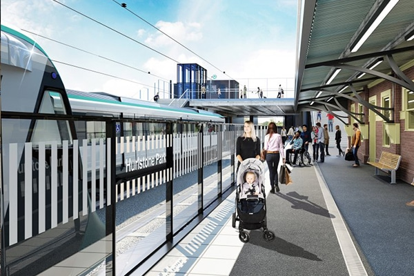 Three companies have been shortlisted to supply new customer access technology at 10 stations between Marrickville and Bankstown, as part of the Sydney Metro project.