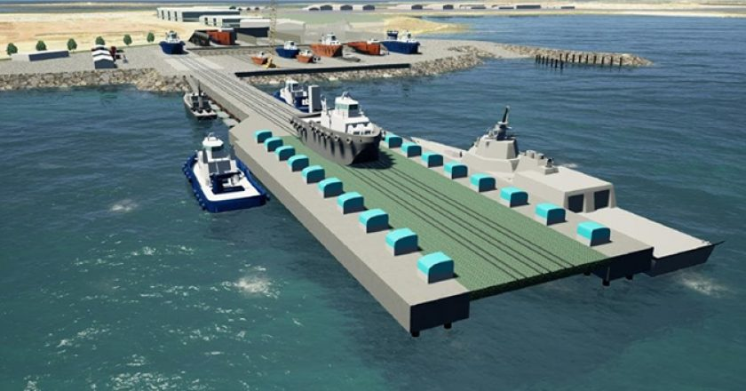 NAIF spends $300M on Darwin ship lift