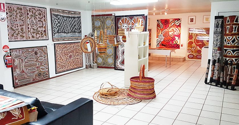 A major upgrade is set to provide new opportunities for artists and tourism in the Northern Territory, as part of the Northern Territory Government's $30 million Arts Trail Regional Gallery Extension Program.