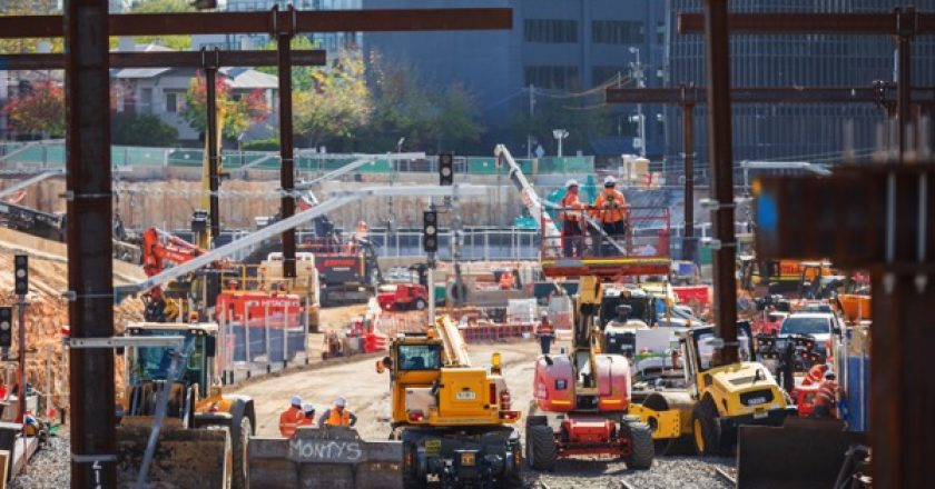 Victoria's transport infrastructure program is set to enter an intensive phase of construction, with works on level crossing removals, road works and maintenance to disrupt the city.