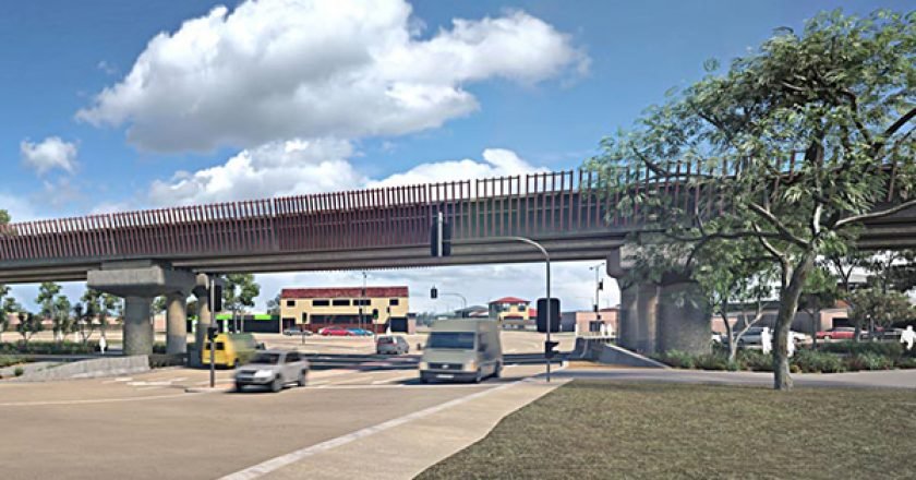 Designs have been released for the level crossing removal bridges at Old Geelong Road in Hoppers Crossing and Werribee Street in Werribee.