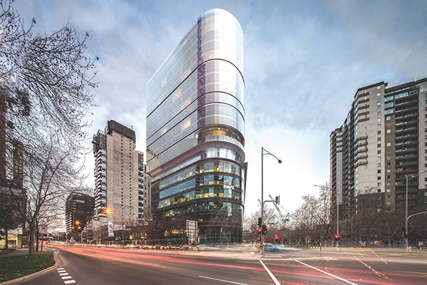 Australia's first cross laminated timber (CLT) hotel is set to open in 2020, with around 5300 tonnes of CLT used in its construction to offset 4200 tonnes of carbon dioxide.