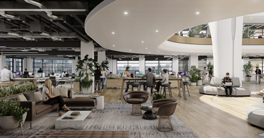 Cbus Property and the Scentre Group have entered a joint venture partnership to deliver two high-rise towers on top of the original David Jones Men's Store in Sydney.