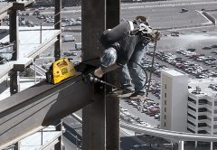 New long-life battery technologies are helping to remove slip and trip accidents resulting from electrical cords in crowded or confined workplaces and across construction sites.