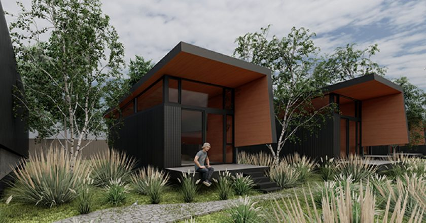 A prototype, prefabricated, one-bedroom unit could provide a new method sustainable, comfortable and affordable housing in Geelong.