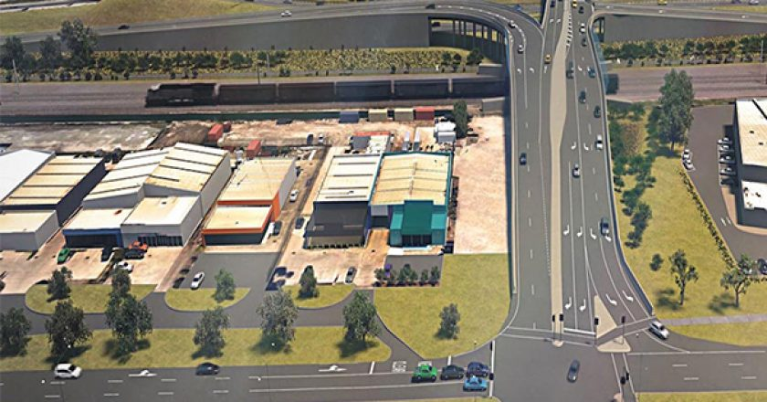 Works will begin to prepare the site of the Werribee Street level crosisng removal in Melbourne, ahead of major construction on a new rail bridge.