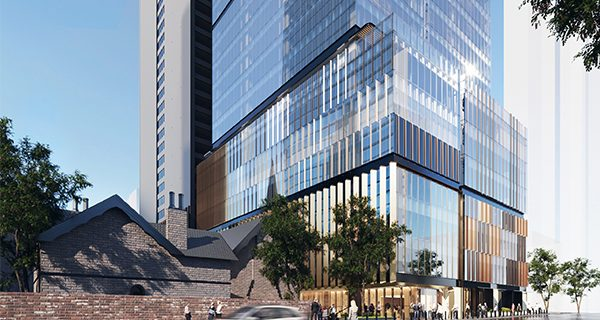 The Victorian Government has granted development approval for 140 and 150 Lonsdale Street, part of the Charter Hall Group's $1.2 billion Wesley Place precinct.