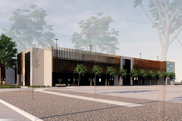 A Western Australian company has been chosen as the preferred proponent to build a $32 million multi-story car park to increase the capacity of Mandurah Station by about 700 bays.