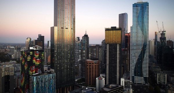 Multiplex has completed Swanston Central, a $350 million high-rise development in Melbourne's central business district.