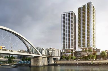 A mixed-use development made up of a 30- and 35-storey building has been approved for Brisbane City's Quay Street precinct.