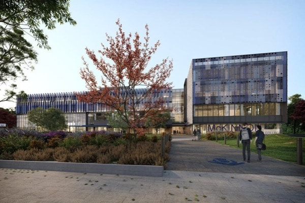 The Victorian School Building Authority has selected a builder to deliver a new campus for McKinnon Secondary College.