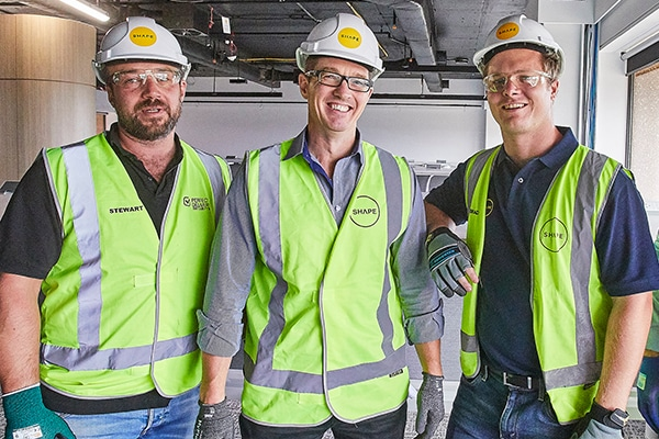 Construction companies of all sizes have faced a challenging few months but caring for the mental wellbeing of workers should be a key priority as we ease out of the COVID-19 lockdown.