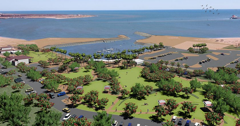 Early works and the tender process are set to begin within months on the WA Government's $121.5 million Port Hedland Spoilbank Marina project.