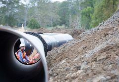 Queensland Alumina Limited (QAL) has selected McConnell Dowell for a design and construct contract for the delivery of a waste line replacement at Parsons Point Alumina Refinery in Gladstone.