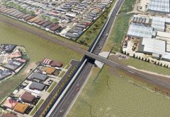The Victorian Government has fast tracked level crossing removals at Fitzgerald Road in Ardeer and Robinsons Road in Deer Park.