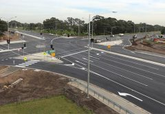 The $225 million Thompsons Road Upgrade has been completed four months ahead of schedule following a major intersection upgrade where Frankston-Dandenong Road and Thompsons Road meet in Carrum Downs, Melbourne.