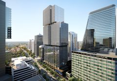 Lendlease has secured development approval for a new $1.2 billion commercial tower above the future Victoria Cross metro station in North Sydney.