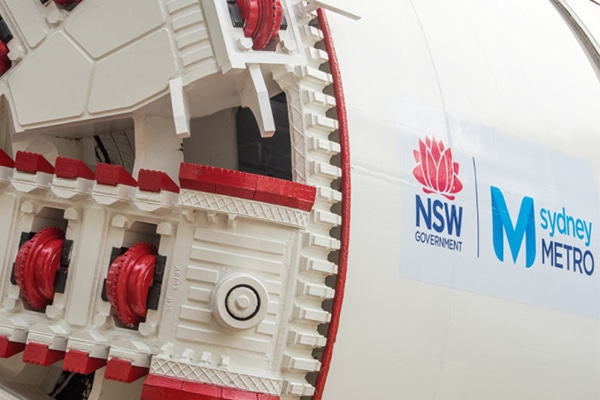 Three consortia have been shortlisted to deliver the first two major tunnelling packages for the Sydney Metro West project.