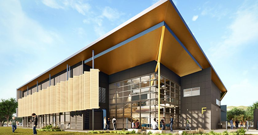A $5.8 million expansion of the University of Southern Queensland engineering building in Springfield is now underway.