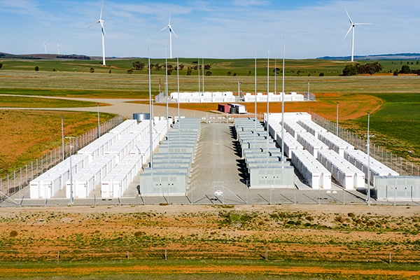Construction has wrapped up on the expansion of Hornsdale Power Reserve (HPR), taking the big battery's upgraded capacity to 150 megawatts.