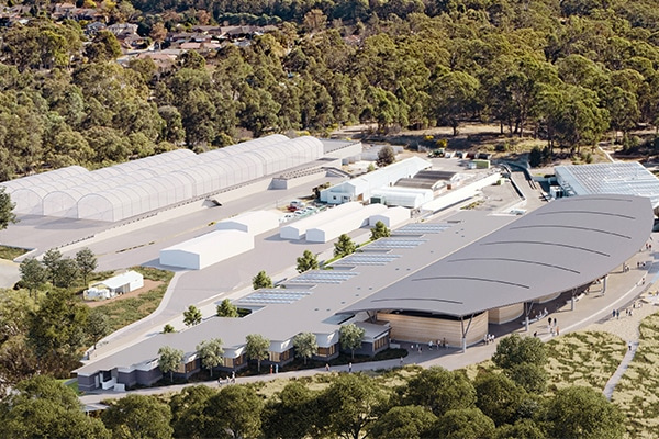 Construction has commenced on the new National Herbarium of NSW as part of the Western Sydney City Deal to safeguard the collection of over 1.4 million botanical specimens.
