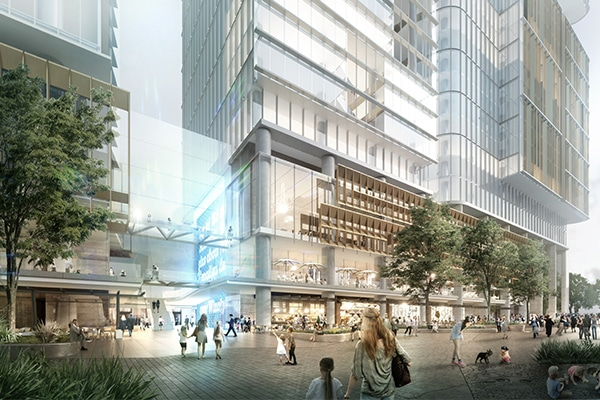 Located near a major railway station with limited road access, as well as situated in a flood zone close to the Parramatta River, the redevelopment of Parramatta Square required careful infrastructure planning. To overcome these challenges, architectural firm JPW implemented digital BIM solutions.