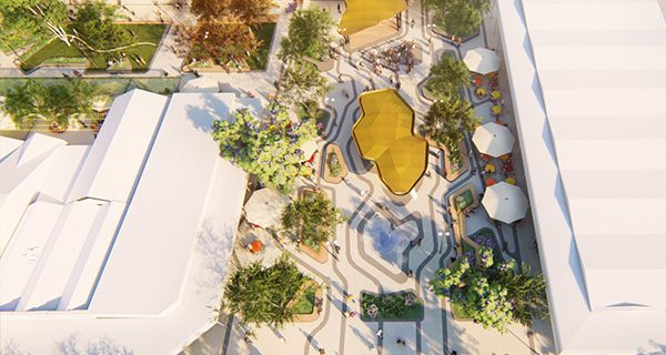 Expressions of interest (EOI) are now open for construction of the Kal City Centre Project, a $16 million investment to overhaul Kalgoorlie's city centre.