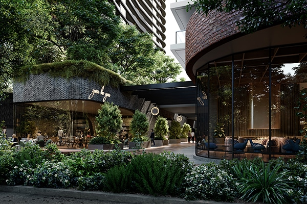 Piety Group has begun construction on stage two of Fridcorp's $700 million mixed-use development, Beyond, at Hurstville in Sydney's south.
