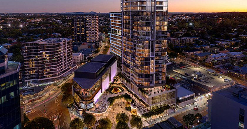 Brisbane City Council has approved the $450 million Toowong Town Centre, a new mixed-use precinct being developed by State Development Corporation in partnership with White & Partners Sydney.