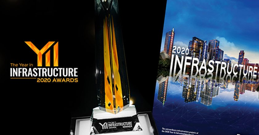 Winners have been announced for the Year in Infrastructure 2020 Awards, the annual awards program that celebrates the work of Bentley Systems users that advance the design, construction and operation of infrastructure.