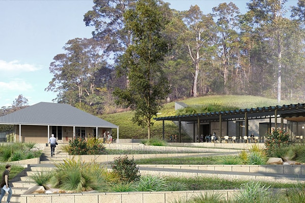 Construction company ADCO has been selected as head contractor for Bundanon Trust's Riversdale Masterplan, a $22 million site redevelopment on the estate of Arthur Boyd.